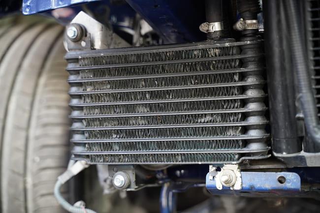 Oil Cooler Upgrades