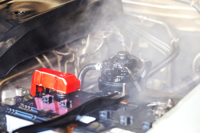 What are the symptoms of a failing starter motor