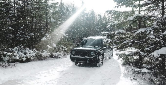 What is 4WD? Description and operating principle