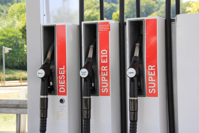 What is E10 petrol