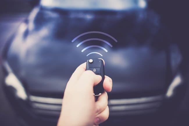 Jaki alarm samochodowy wybrać: klasa standardowa (STD)