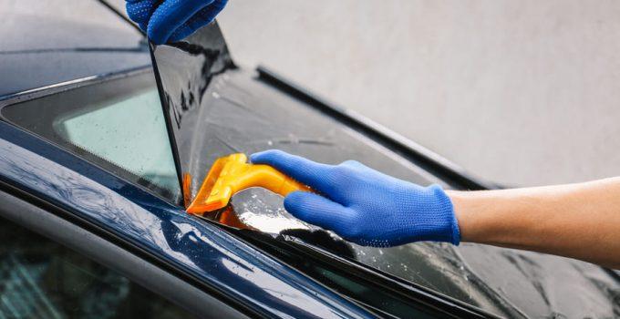 Scheibentönung bei Ihrem Fahrzeug: das sollten Sie wissen