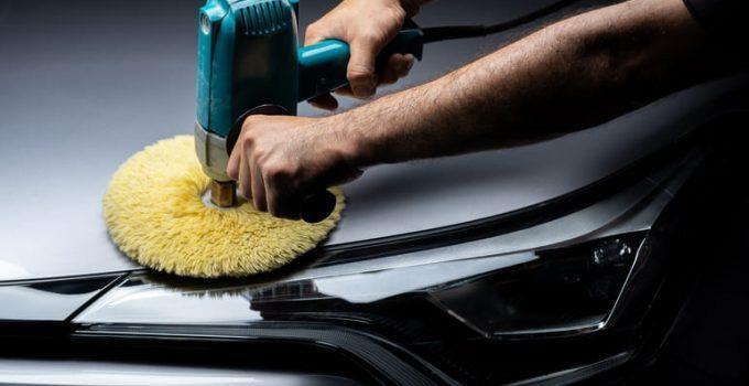 Anleitung und Tipps zum Polieren Ihres Fahrzeugs