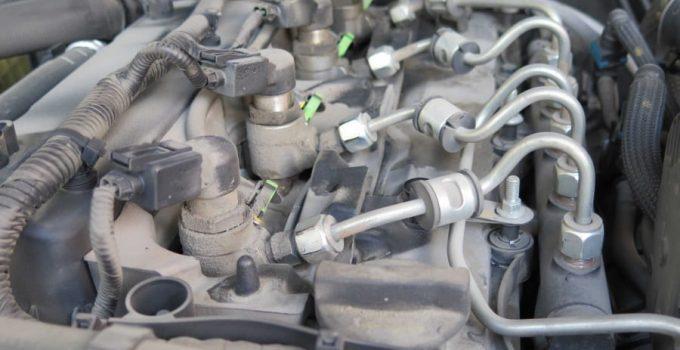 XDi: SsangYong Dieselmotoren mit Common Rail Direkteinspritzanlage