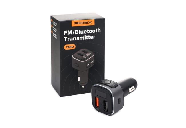 RIDEX bester FM-Transmitter