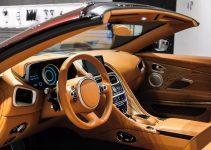 Touchtronic – Getriebe für Aston Martin Autos