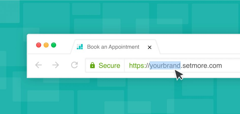 Setmore How-To: How to create a custom Booking Page URL