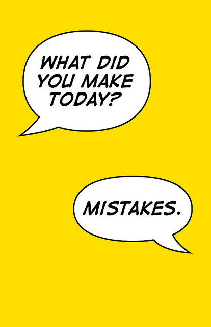 mistakes image