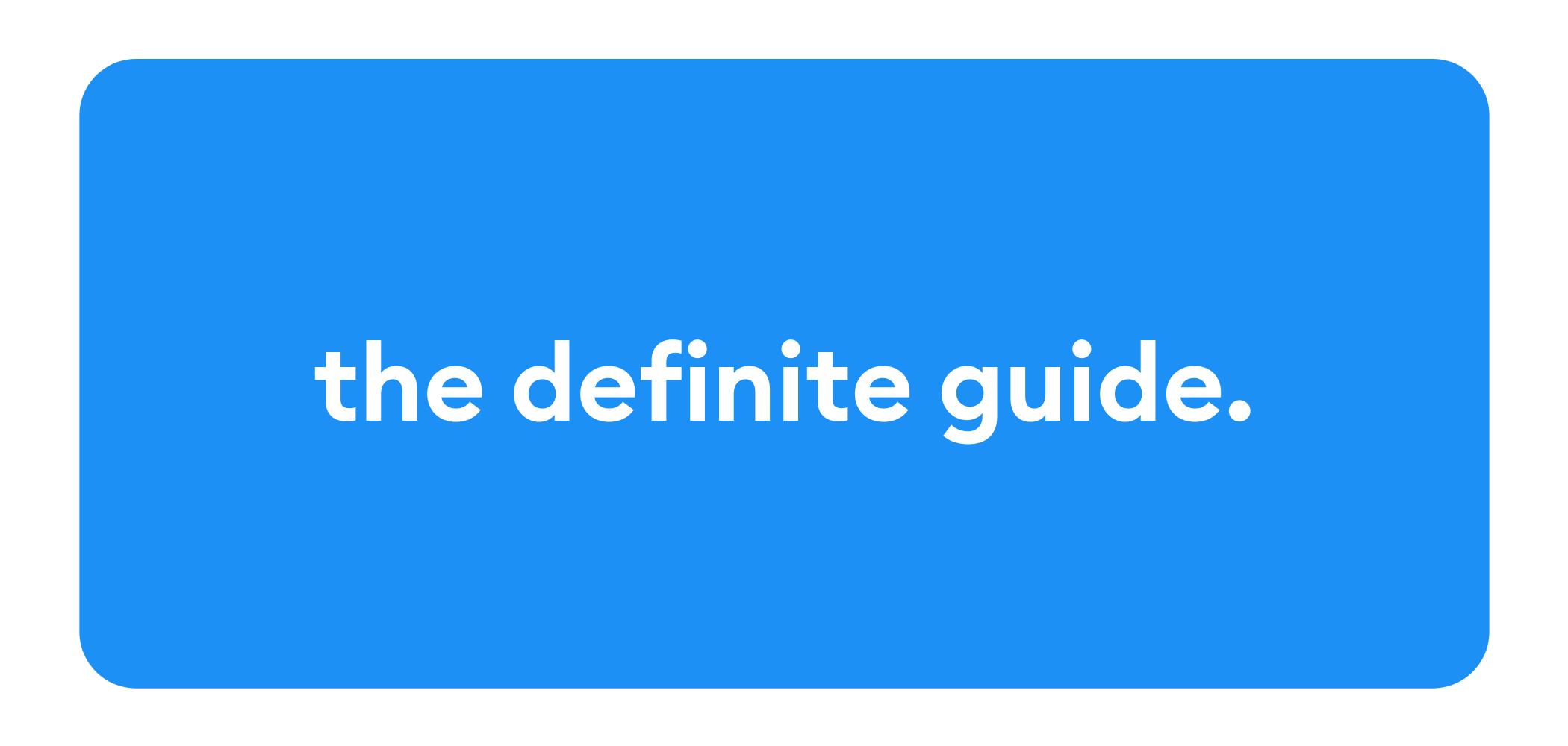 setmore definitive guide