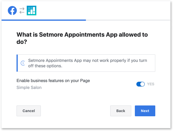 Better Than Ever: Appointments from Facebook | Setmore Blog
