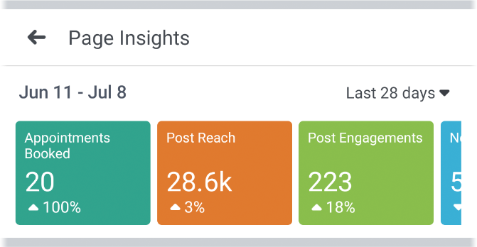 page insights