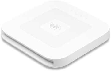 square contactless chip