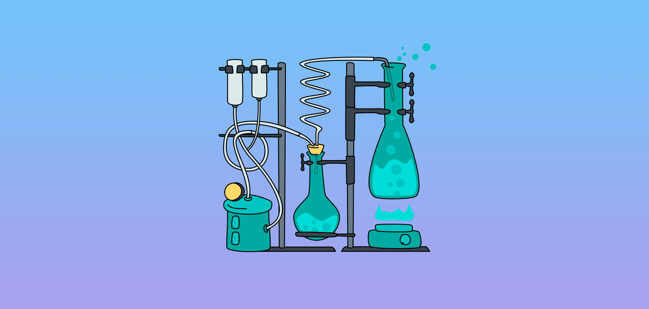Representative image of chemistry set