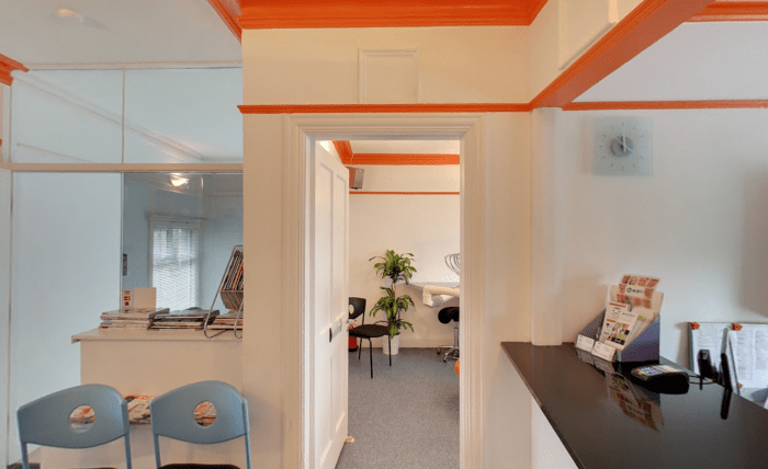 inside happy dental clinic ireland