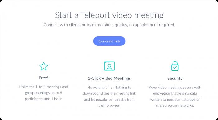 setmore instant teleport screen card