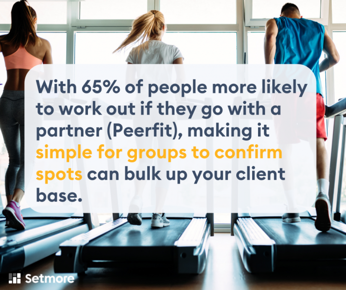 peerfit client base