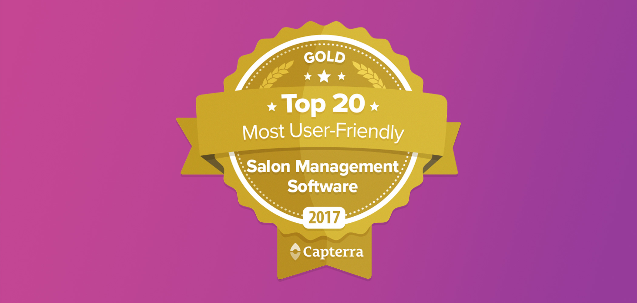 Setmore ranked #3 overall because they received a perfect score for training and support features all while having a clear, concise user interface.