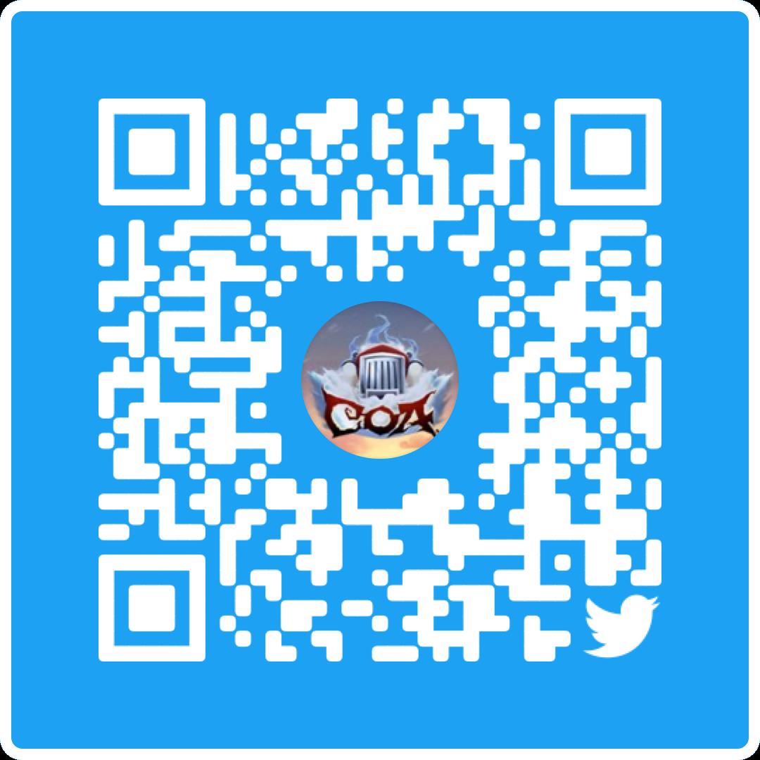 第五人格esports公式TwitterQRコード