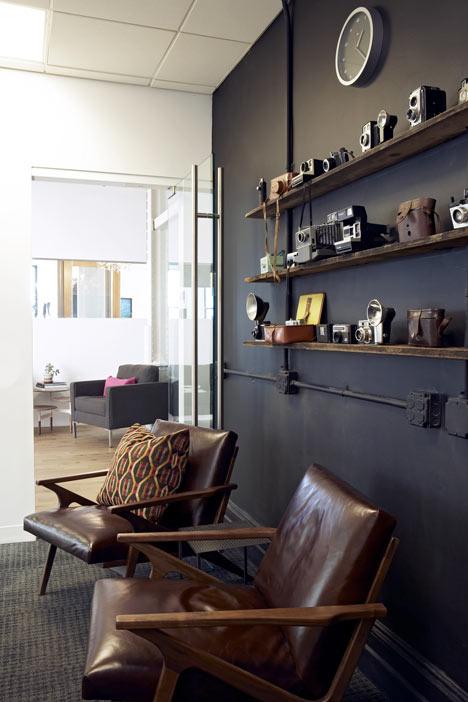 D corer son bureau lorsque l on est une start up bureaux - Decoration bureau entreprise ...