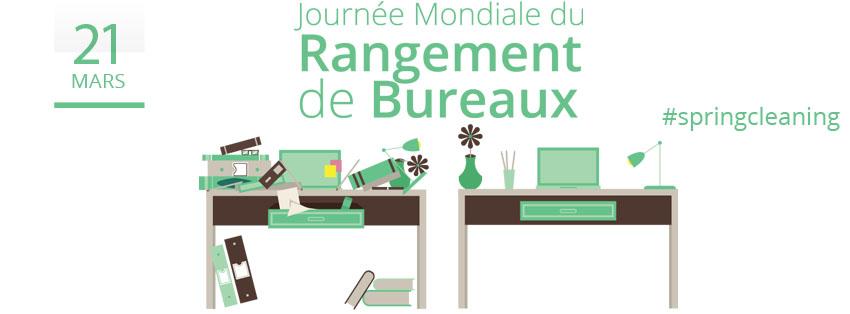 21 mars journ e mondiale du rangement de bureaux - Location de bureau a la journee ...