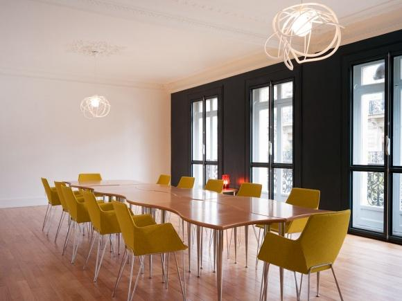 top 5 des salles de r union parisiennes sur bap bureaux partager le blog. Black Bedroom Furniture Sets. Home Design Ideas