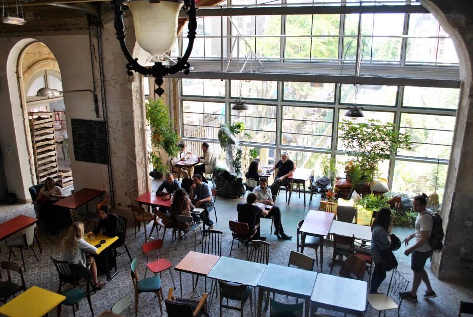 Le collaboratif sous toutes ses formes la recyclerie bureaux partager le blog - Bureau de change porte de clignancourt ...