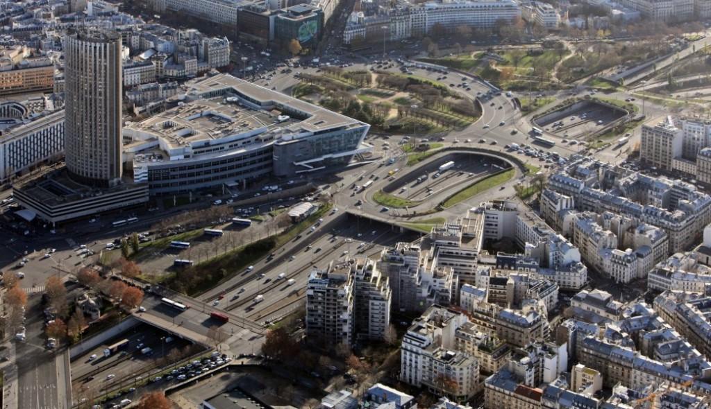 23 sites parisiens sont r inventer bureaux partager le blog - Porte maillot coach station ...