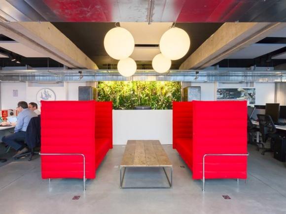 Les bureaux originaux à louer à paris bureaux à partager le blog