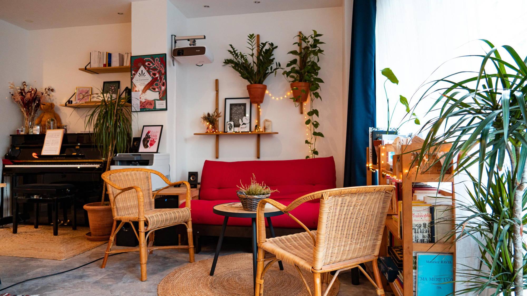 Paris 5 : louez un bureau comme à la maison