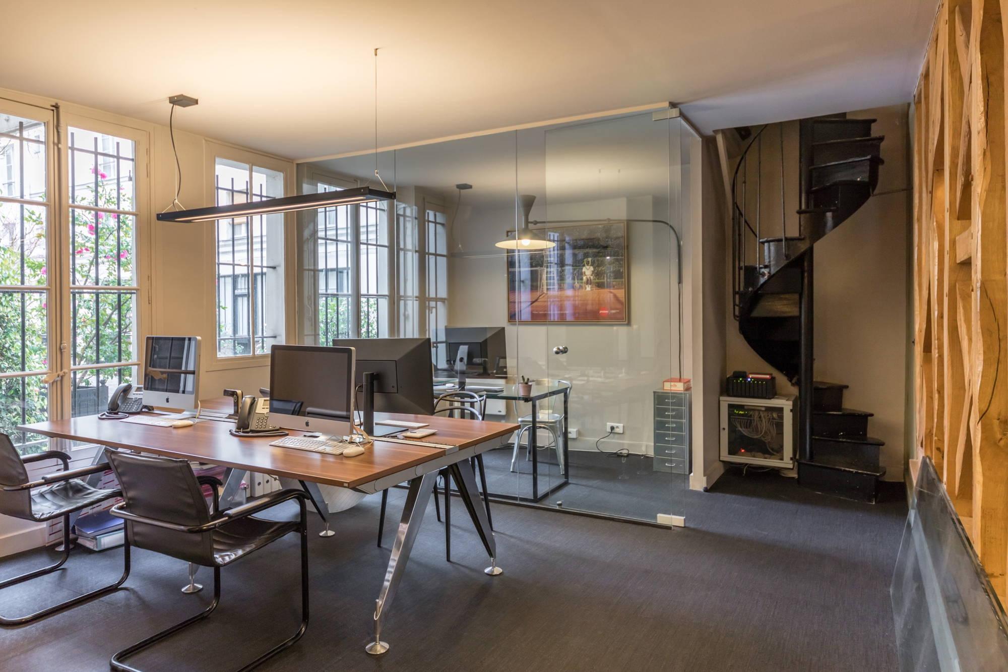 Paris 7 : louez un bureau design