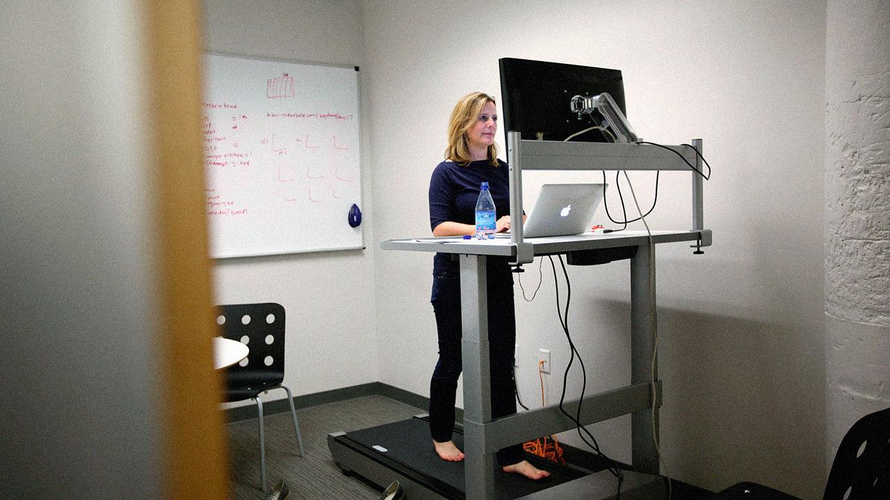 D couvrez le bureau du futur bureaux partager le blog - Bureau de reve pour les amoureux du velo ...