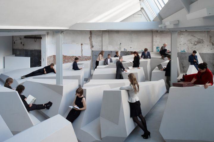 desk sharing culture d'entreprise