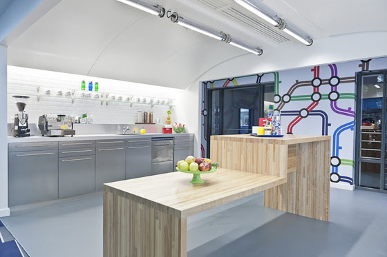 google office culture d'entreprise