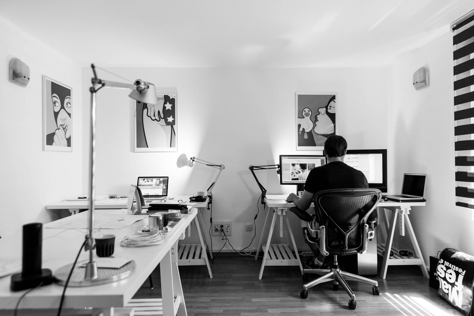 Comment choisir son mobilier de bureau bureaux à partager le