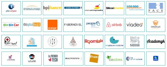 partenaires PAE 2015