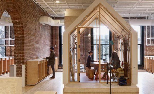 5 bureaux les plus inspirants des USA