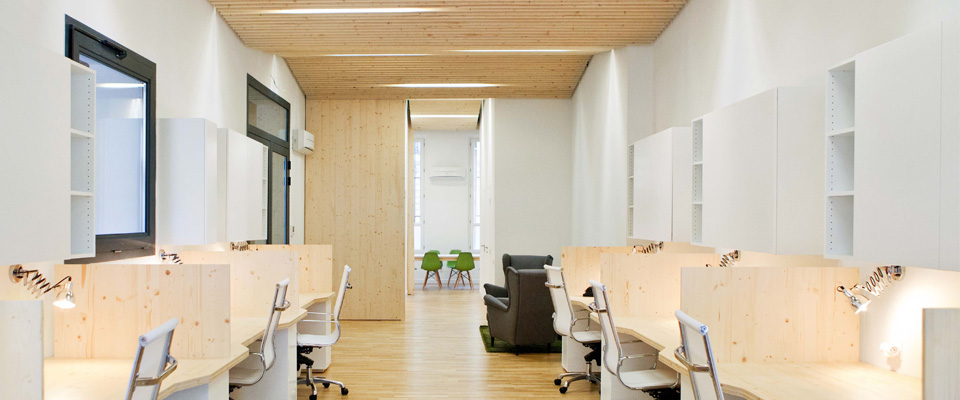 Le Bureau - Coworking Marseille