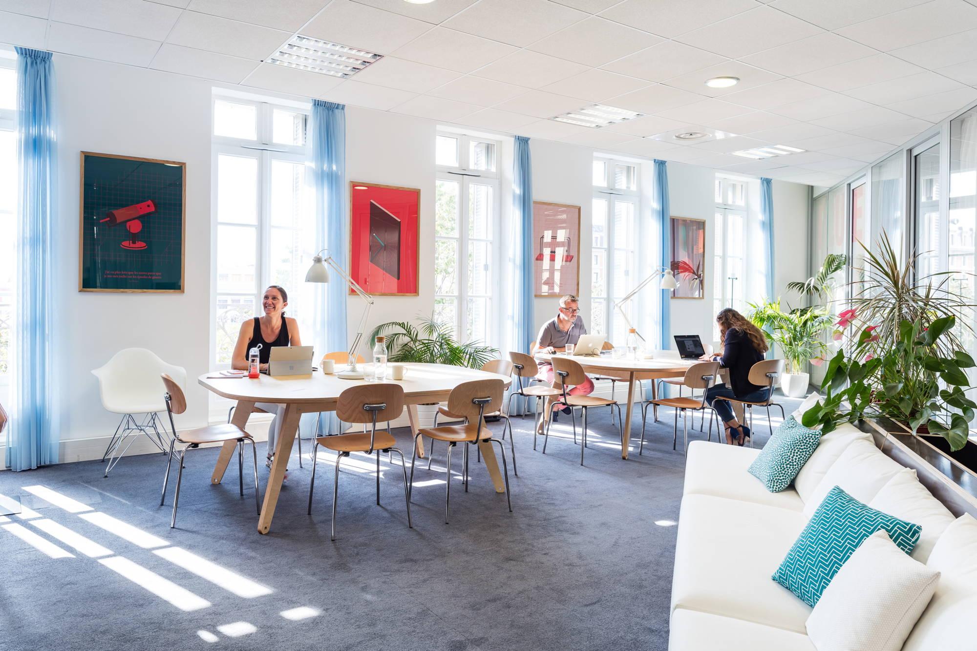 Newton Office Marseill