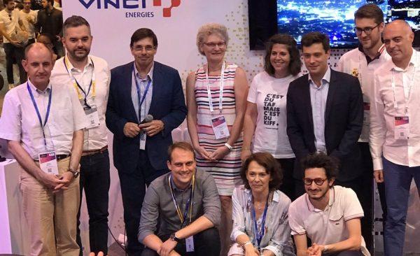 Bureaux A Partager récompensé à Vivatech 2017