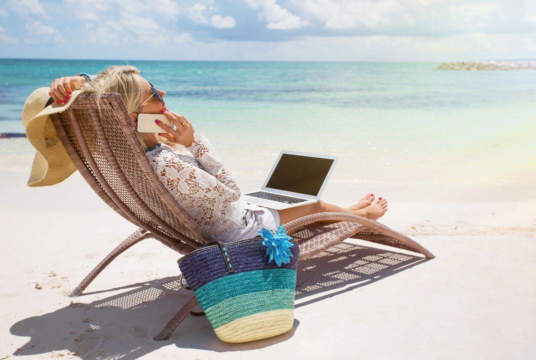 coworking au soleil