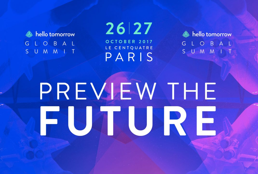 Hello Tomorrow Global Summit