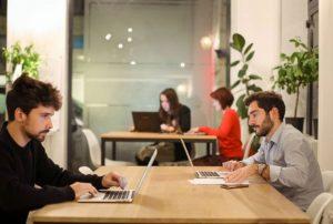 Illustration : Le coworking à Lyon : simple mode ou tendance de fond ?