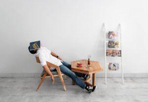 Illustration : Les bienfaits de la sieste au travail