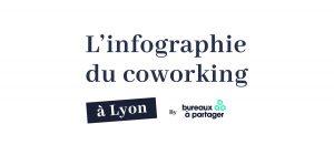Illustration : L'infographie du coworking à Lyon