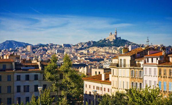 Vue Panoramique de Marseille