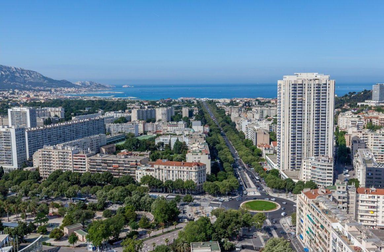Quartier du Prado - Marseille