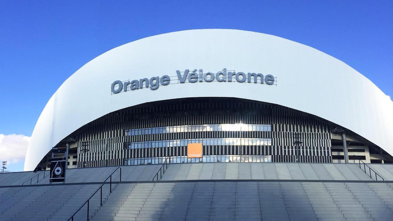 Orange Velodrome événements tech Marseille