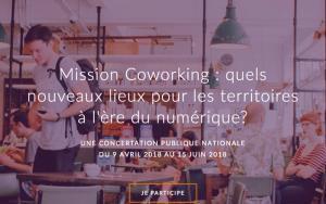 """Illustration : La Mission Coworking : les tiers lieux à l'ère du """"faire ensemble"""""""