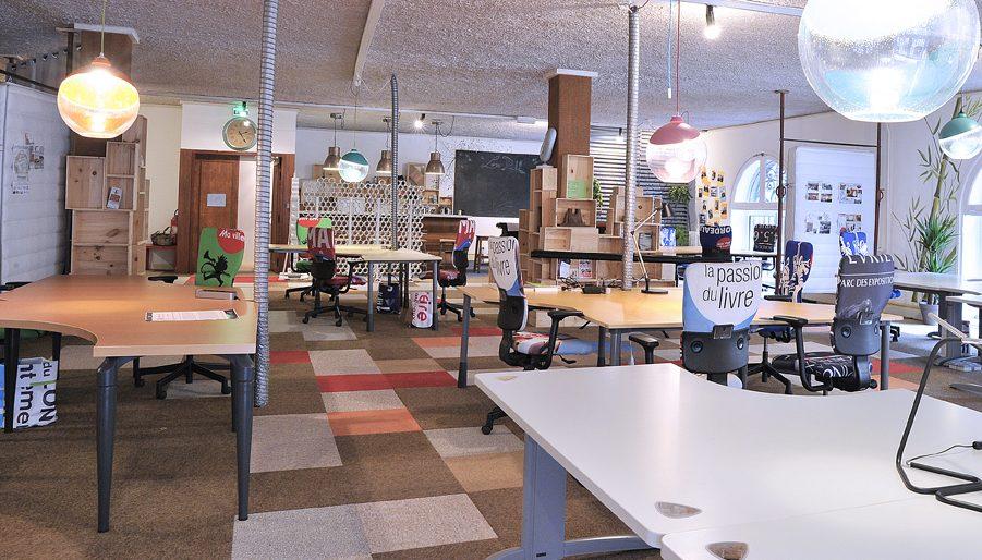 La Ruche - espaces de coworking à Bordeaux