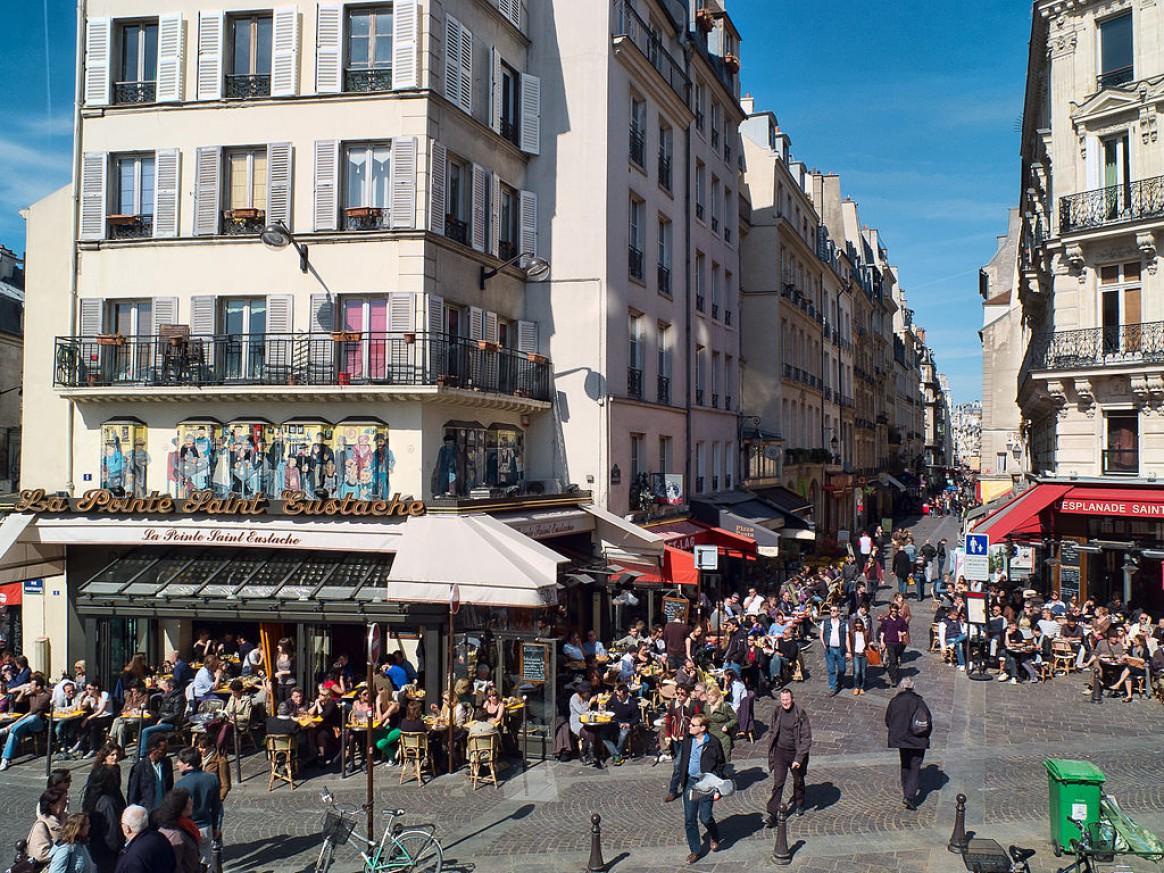 Bureaux à Paris - Sentier